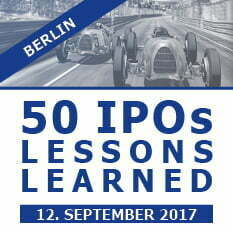 50 IPOs Lessons Learned Berlin