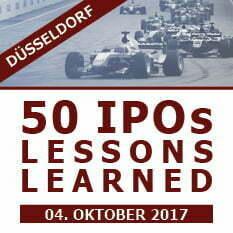 50 IPOs Lessons Learned Düsseldorf