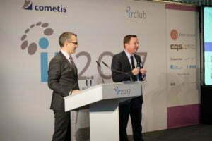 IR 2017 Investor Relations Konferenzen cometis AG IR Agentur