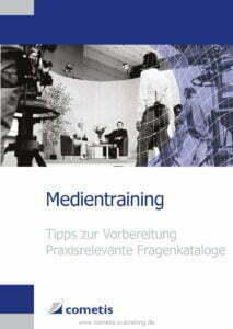 Medientraining mit Investor Relations Agentur cometis AG