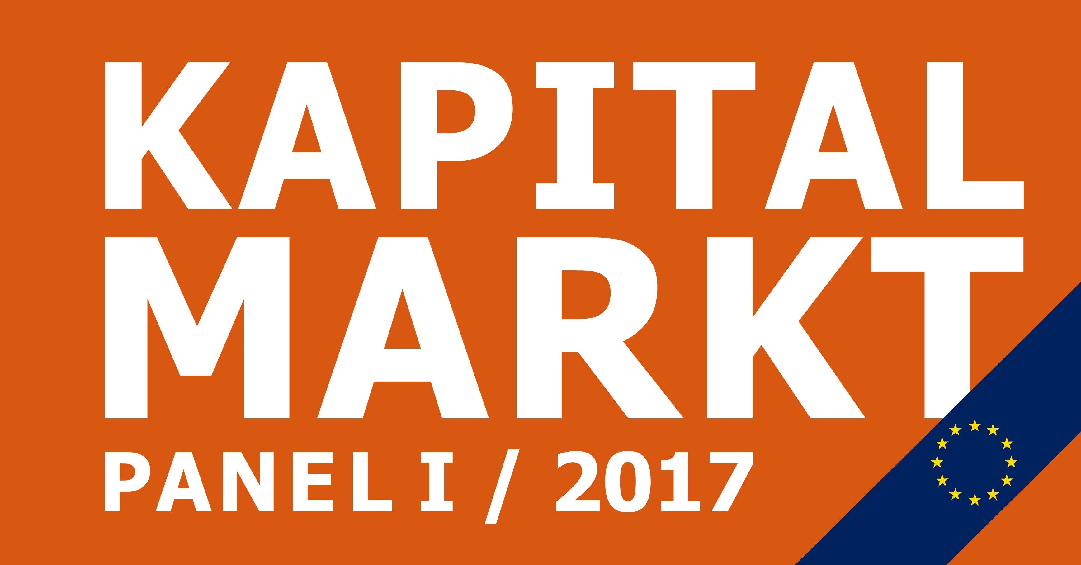 cometis AG Europäisches Kapitalmarktpanel I 2017