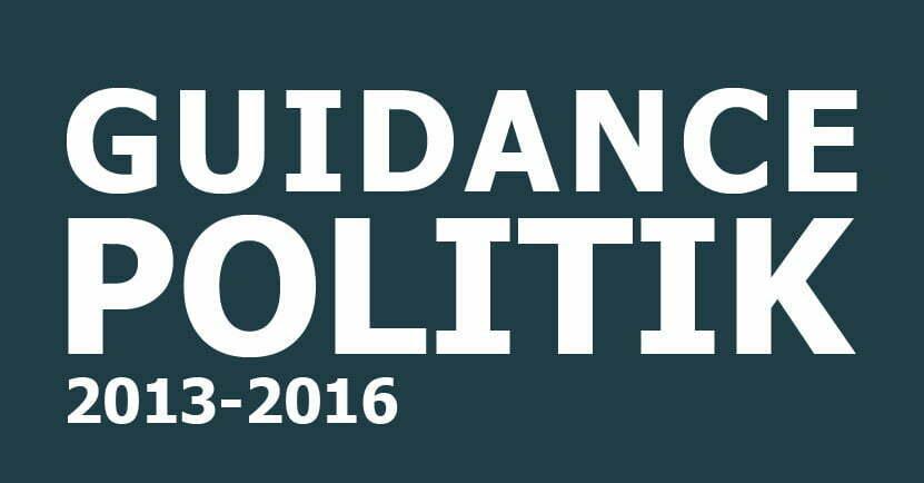 Guidance-Politik deutscher Indexunternehmen: Prognosefähigkeit insgesamt verbessert