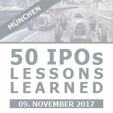 50 IPOs Lessons Learned München