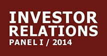 cometis AG Investor Relations-Panel I 2014