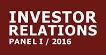 cometis AG Investor Relations-Panel I 2016