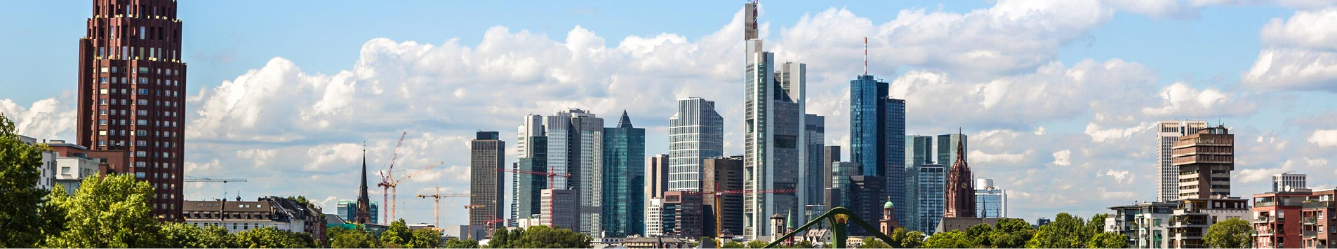 M&A Core Messages Frankfurt City - Germany