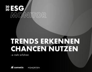 2020 ESG Monitor
