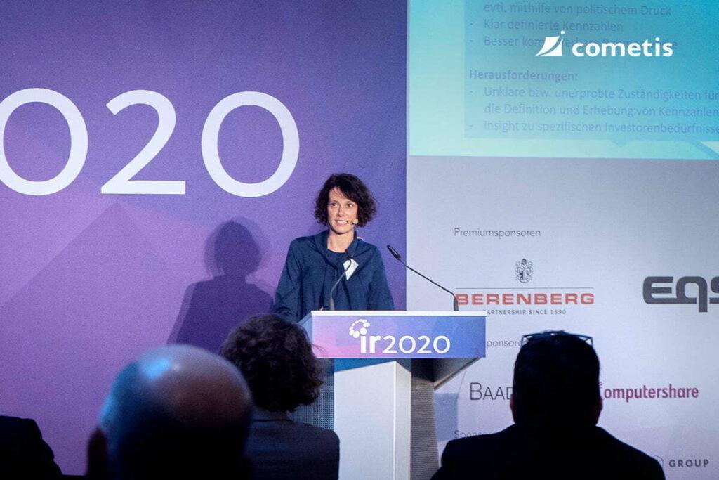 Ariane Hofstetter at IR2020