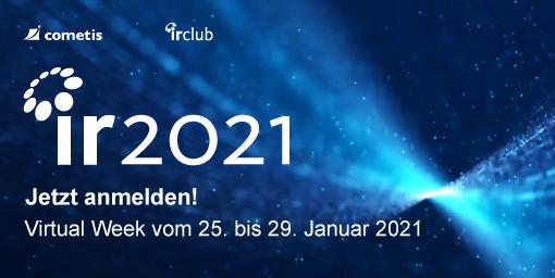 Banner Anmeldung IR 2021
