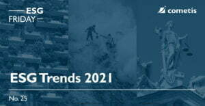 ESG Trends 2021
